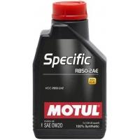 Синтетическое моторное масло Motul SPECIFIC RBS0-2AE 0W-20 (1 л), 3355, Motul, Моторное масло