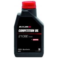 Синтетическое моторное масло Motul NISMO COMPETITION OIL 2108E 0W-30 (1 л), 3359, Motul, Моторное масло