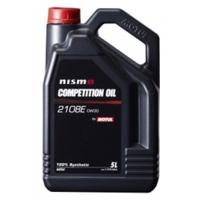 Синтетическое моторное масло Motul NISMO COMPETITION OIL 2108E 0W-30 (5 л), 3360, Motul, Моторное масло