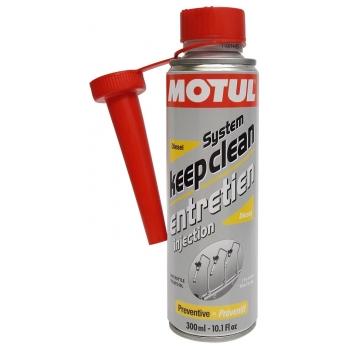 Очиститель дизельной топливной системы Motul System Keep Clean Diesel (0,3 л)