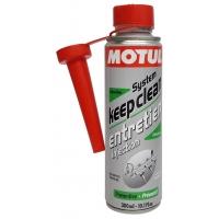 Очиститель инжектора Motul System Keep Clean Gasoline (0,3 л), 4592, Motul, Присадки