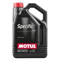 Моторное масло Motul Specific 5122 0W-20 (5 л), 4583, Motul, Моторное масло
