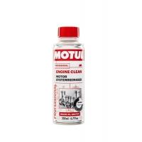 Промывка масляной системы мотоциклов Motul Engine Clean Moto (0,2 л), 4683, Motul, Мото программа