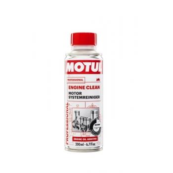 Промывка масляной системы мотоциклов Motul Engine Clean Moto (0,2 л)