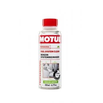 Промывка топливной системы мотоциклов Motul Fuel System Clean Moto (0,2 л)