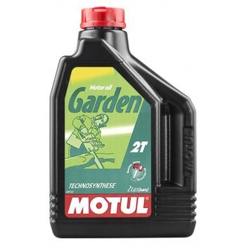 Масло для садовой техники Motul Garden 2T (2 л)