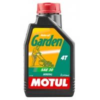 Масло для садовой техники Motul Garden 4T SAE 30 (0,6 л), 4671, Motul, Садовая программа