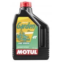 Масло для садовой техники Motul Garden 4T SAE 10W30 (2 л), 4667, Motul, Садовая программа