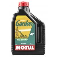 Масло для садовой техники Motul Garden 4T SAE 15W40 (2 л), 4670, Motul, Садовая программа