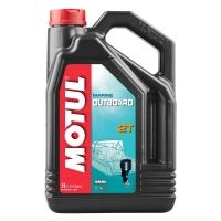 Масло для 2-х тактных лодочных моторов Motul Outboard 2T (5 л), 4766, Motul, Лодочная программа