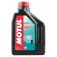 Масло для 4-х тактных лодочных моторов Motul Outboard Tech 4T SAE 10W30 (2 л), 4754, Motul, Лодочная программа