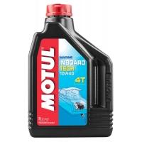 Масло для 4-х тактных лодочных моторов Motul Inboard Tech 4T SAE 10W40 (2 л), 4745, Motul, Лодочная программа
