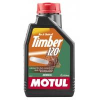 Масло для цепей бензопил Motul Timber SAE 120 (1 л), 4678, Motul, Садовая программа