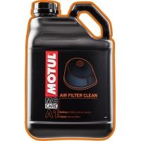 Очиститель воздушных фильтров мотоциклов Motul  A1 Air Filter Clean (5 л), 4707, Motul, Мото программа