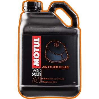 Очиститель воздушных фильтров мотоциклов Motul  A1 Air Filter Clean (5 л)