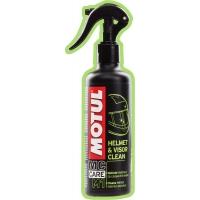 Очиститель наружной поверхности и стекла шлема Motul M1 Helmet & Visor Clean (250 мл), 4740, Motul, Мото программа