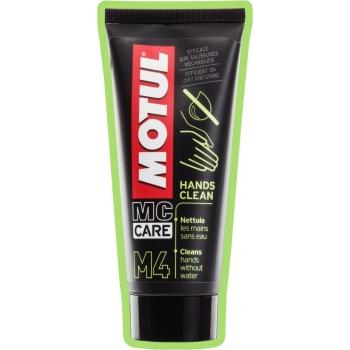 Средство для сухой чистки рук Motul M4 Hands Clean (100 мл)