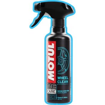 Очиститель колёсных дисков мотоциклов Motul E3 Wheel Clean (400 мл)