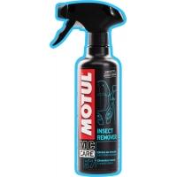 Средство для удаления следов насекомых Motul E7 Insect Remover (400 мл), 4727, Motul, Мото программа
