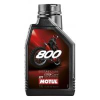 Масло для 2-тактных двигателей Motul 800 2T Factory Line Off Road (1 л), 4632, Motul, Мото программа
