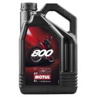 Масло для 2-тактных двигателей Motul 800 2T Factory Line Off Road (4 л), 4635, Motul, Мото программа