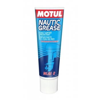 Смазка пластичная для водной техники Motul Nautic Grease (200 мл)