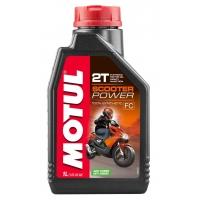 Масло для 2-тактных скутеров Motul Scooter Power 2T (1 л), 4649, Motul, Мото программа