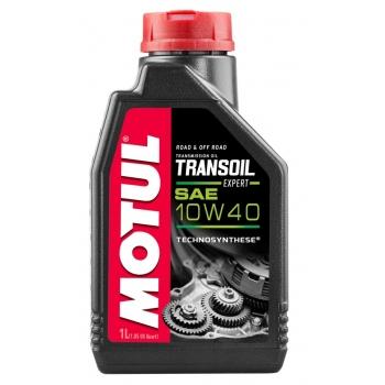 Трансмиссионное масло для мотоциклов Motul Transoil Expert 10W40 (1 л)