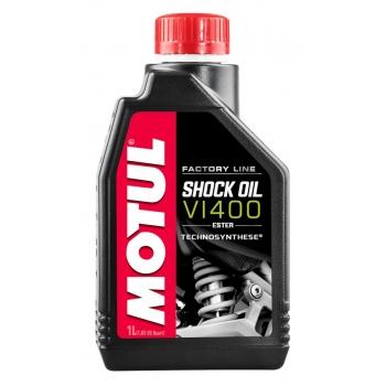Масло для амортизаторов мотоциклов Motul Shock Oil Factory Line (1 л)