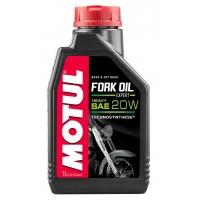 Вилочное масло Motul Fork Oil Expert Heavy SAE 20W (1 л), 4659, Motul, Мото программа