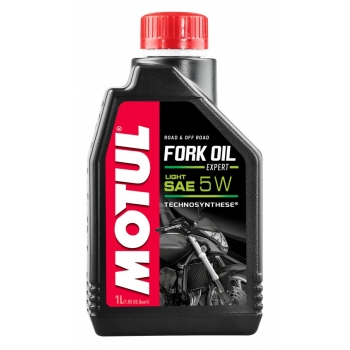 Вилочное масло Motul Fork Oil Expert Light SAE 5W (1 л)