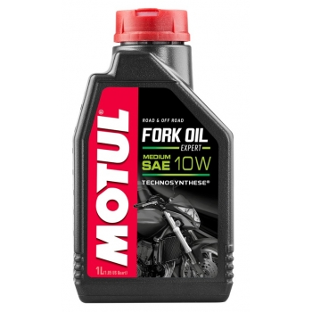 Вилочное масло Motul Fork Oil Expert Medium SAE 10W (1 л)