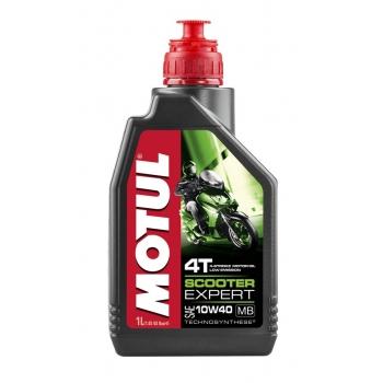 Масло для 4-тактных скутеров Motul Scooter Expert 4T 10W-40 MB (1 л)