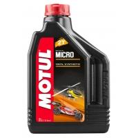 Масло для радиоуправляемой техники Motul Micro 2T (2 л), 4645, Motul, Мото программа