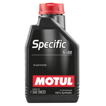 Моторное масло Motul Specific 5122 0W-20 (1 л)