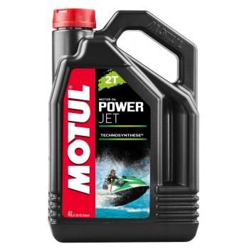 Масло для 2-х тактных гидроциклов Motul Powerjet 2T (4 л)