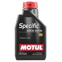 Моторное масло Motul Specific 508 00 509 00 0W-20 (1 л), 4544, Motul, Моторное масло
