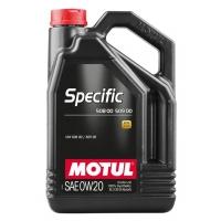 Моторное масло Motul Specific 508 00 509 00 0W-20 (5 л), 4545, Motul, Моторное масло