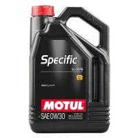 Моторное масло Motul Specific LL-12 FE 0W-30 (5 л), 4549, Motul, Моторное масло