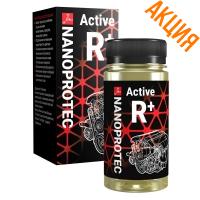 Присадка Nanoprotec ACTIVE R+ Регуляр (0,1 л), 1724, Nanoprotec, Присадки