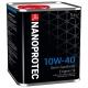 Полусинтетическое моторное масло Nanoprotec 10W-40 Engine Oil (1 л)