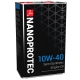 Полусинтетическое моторное масло Nanoprotec 10W-40 Engine Oil (4 л)