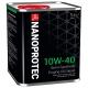 Полусинтетическое дизельное моторное масло Nanoprotec 10W-40 Diesel Engine Oil (1 л)