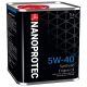Синтетическое моторное масло Nanoprotec 5W-40 Engine Oil (1 л)