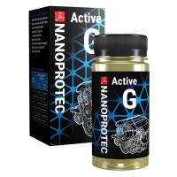 Присадка в масло Nanoprotec Active G Бензин/Газ для новых авто (0,1 л), 1721, Nanoprotec, Присадки