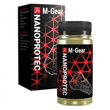 Присадка Nanoprotec M-Gear МКПП (0,1 л)