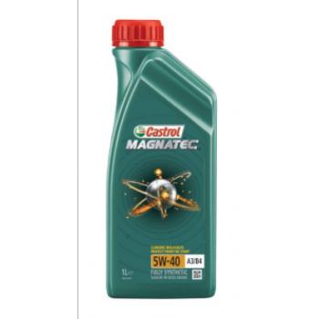 Масло моторное CASTROL 5W-40 MAGNATEC (1 л)