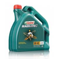 Масло моторное CASTROL 5W-40 MAGNATEC (4 л), 2573, Castrol, Моторное масло