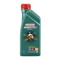 Масло моторное CASTROL 5W-40 MAGNATEC DIESEL DPF (1 л), 3863, Castrol, Моторное масло