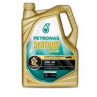 Синтетическое моторное масло Petronas Syntium RACER 10W-60 (4 л), 4059, Petronas, Моторное масло